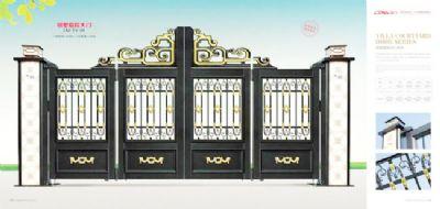 悬浮折叠门